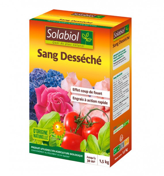 SANG DESSECHE