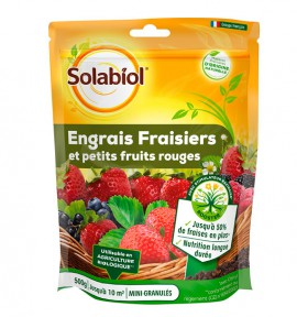 ENGRAIS FRAISIERS ET PETITS FRUITS