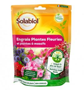 ENGRAIS PLANTES FLEURIES
