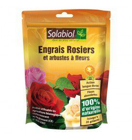 ENGRAIS ROSIERS ET PLANTES FLEURIES