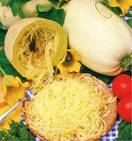 COURGE VEGETABLE SPAGHETTI