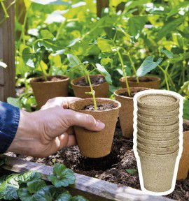 POTS BIODEGRADABLES