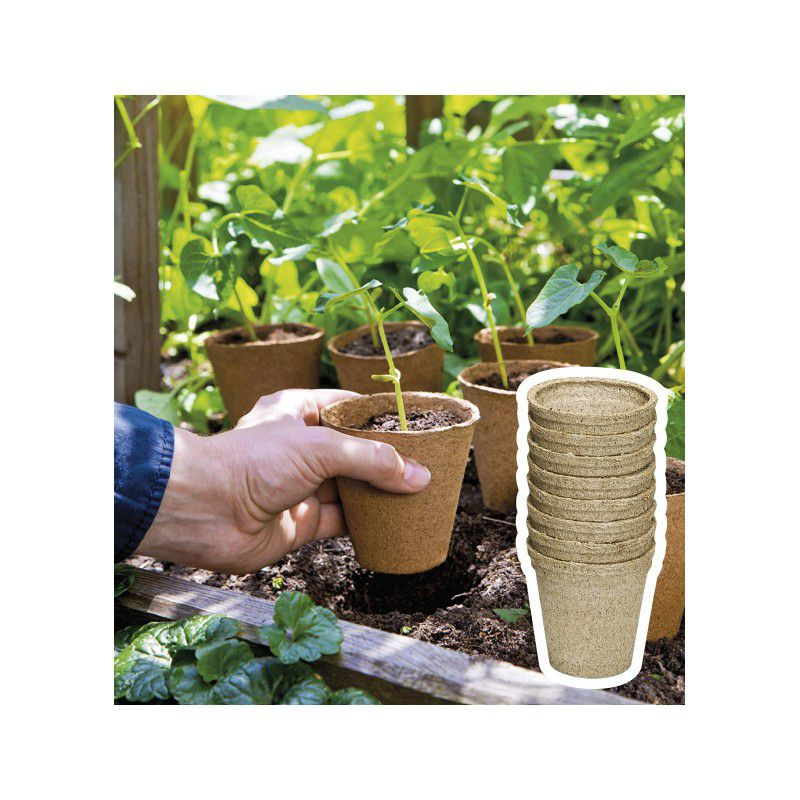 Pots biodegradables plante en ligne for Plante en ligne