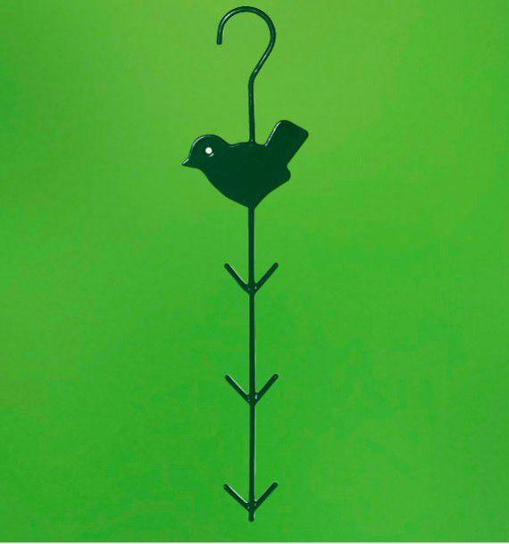 Porte boules de graisse plante en ligne - Boule de graisse oiseau ...