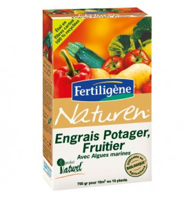 ENGRAIS POTAGER, FRUITIER